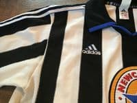 Classic Football Shirts | 1999 Newcastle United Vintage Old Jerseys